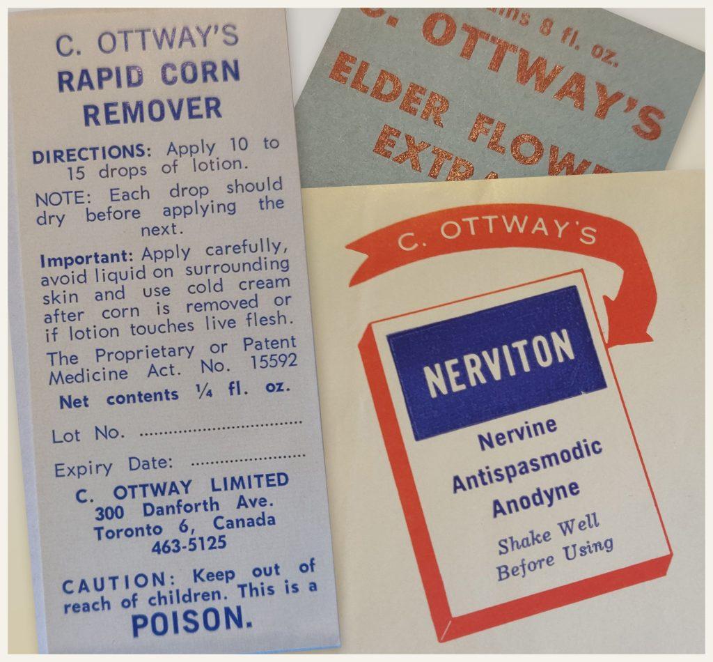 Ottway labels