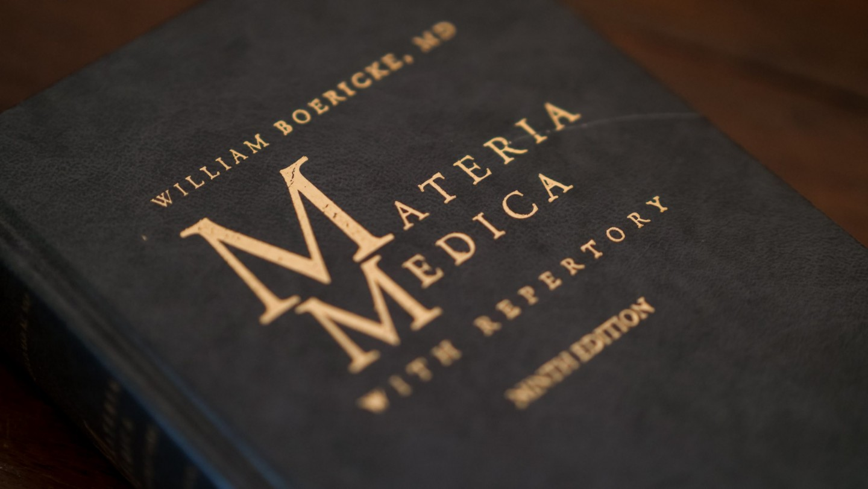 Materia Medica Book