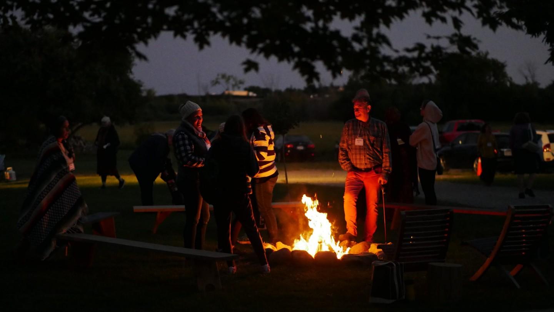BTYR Campfire