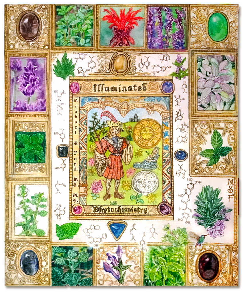 Illuminated Phytochemistry by Michael Steven Ford